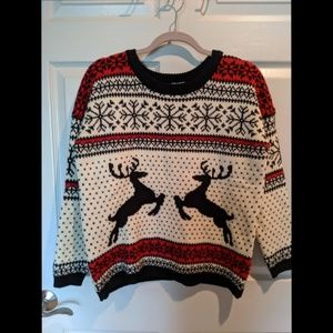 ASOS Christmas Holiday Ski Sweater